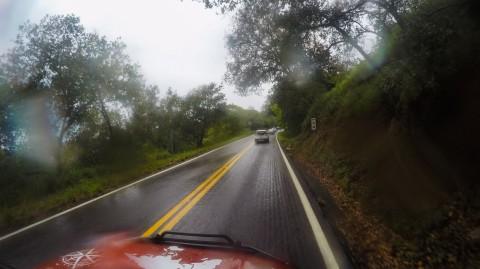 Fleeing Puerto Vallarta